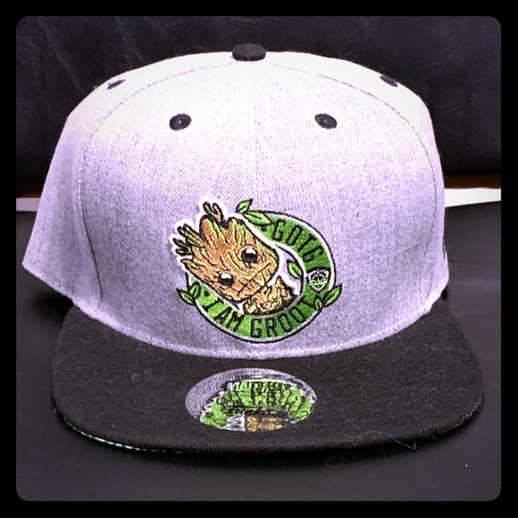 Marvel Other - Marvel/Funko Groot Guardians of the Galaxy hat